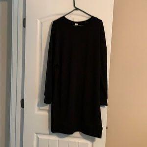 GAP XL TALL SWEATSHIRT DRESS